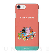 【iPhoneSE(第2世代)/8/7 ケース】BARBAPAPA TOUGH CASE × COLOR TPU (HAVE A DRIVE)