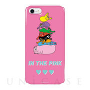 【iPhoneSE(第2世代)/8/7 ケース】BARBAPAPA TOUGH CASE × COLOR TPU (IN THE PINK)