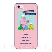 【iPhoneSE(第2世代)/8/7 ケース】BARBAPAPA TOUGH CASE × COLOR TPU (DOUGHNUT)