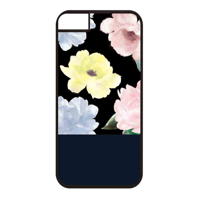 【iPhone8/7/6s/6 ケース】2WAY CASE (colorful flower-BLK)サブ画像