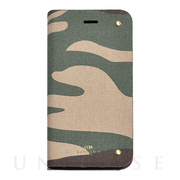 【iPhone8/7/6s/6 ケース】GYDA 2WAY CASE (CAMO)