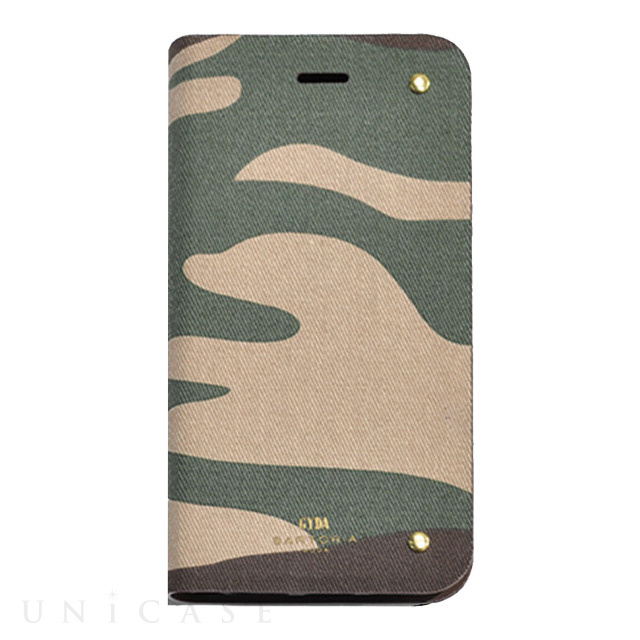 【iPhoneSE(第2世代)/8/7/6s/6 ケース】GYDA 2WAY CASE (CAMO)