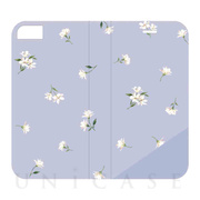 【iPhoneSE(第2世代)/8/7/6s/6 ケース】2WAY CASE (white floret)