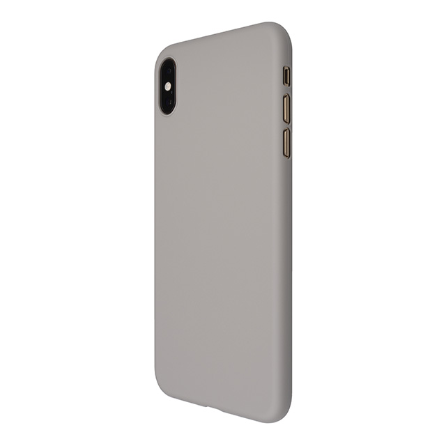 【iPhoneXS Max ケース】Air Jacket (Rubber Gray)サブ画像