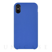【アウトレット】【iPhoneXS/X ケース】TOIRO BRIGHT for iPhoneXS/X(MARINE BLUE)