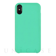 【アウトレット】【iPhoneXS/X ケース】TOIRO BRIGHT for iPhoneXS/X(EMERALD)