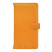 【アウトレット】【iPhone8 Plus/7 Plus ケース】COWSKIN Diary (Buttercup×Orange)