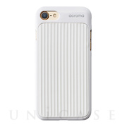 【アウトレット】【iPhone8/7 ケース】Texture case for iPhone7(Line White)