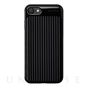 【アウトレット】【iPhone8/7 ケース】Texture case for iPhone7(Line Black)