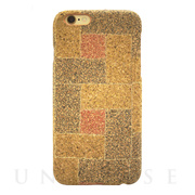 【アウトレット】【iPhone6s/6 ケース】Wood Check Gold for iPhone6s/6