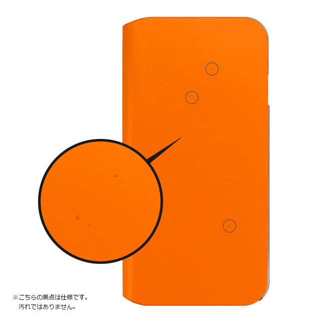 【アウトレット】【iPhone8/7 ケース】SIMPLEST COWSKIN CASE for iPhone8/7(ORANGE)サブ画像