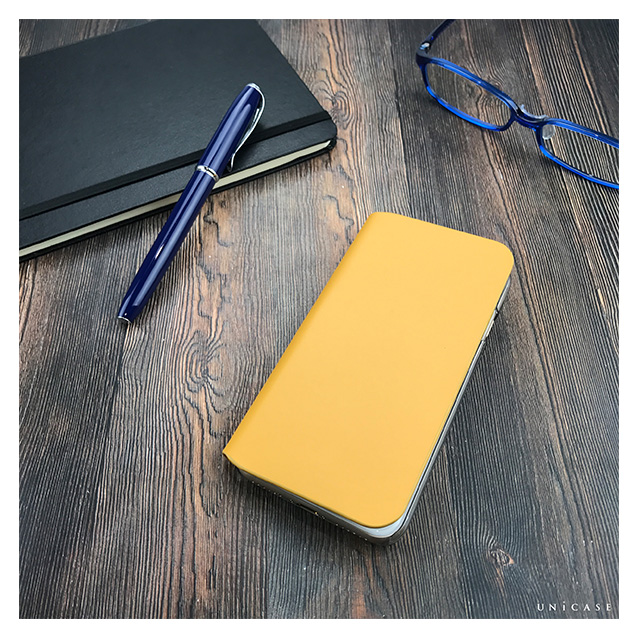 【アウトレット】【iPhoneXS/X ケース】SIMPLEST COWSKIN CASE for iPhoneXS/X (BUTTER CUP)サブ画像