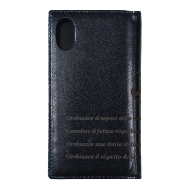 "【iPhoneXR ケース】""Artisan""(BOOK TYPE) (BLACK)サブ画像"