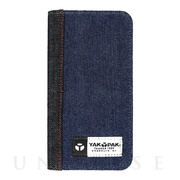 【iPhoneXR ケース】BOOK TYPE CASE (DENIM INDIGO)