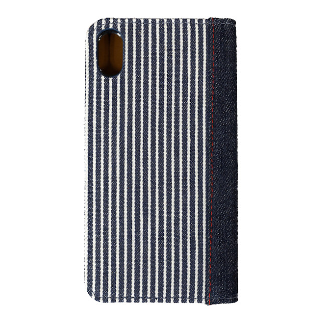 【iPhoneXR ケース】BOOK TYPE CASE (DENIM HICKORY)サブ画像