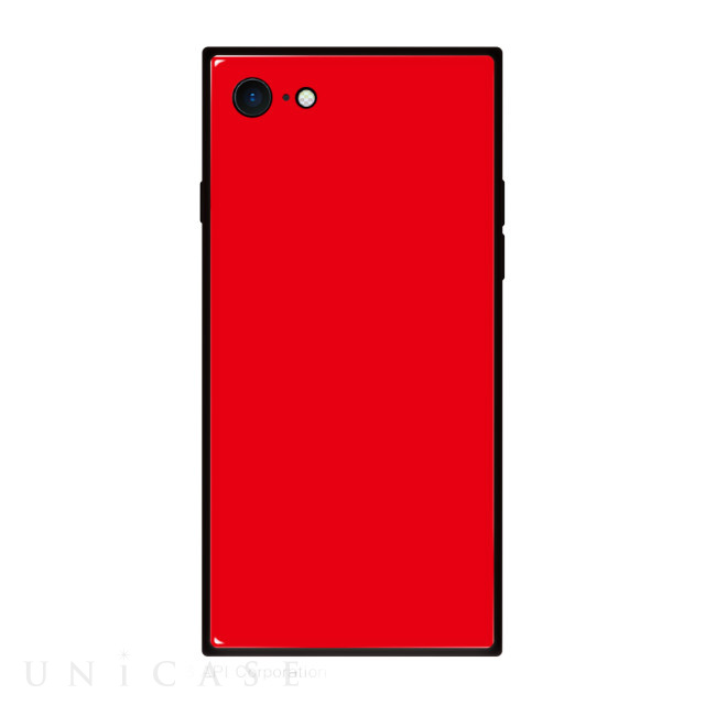 【iPhone8/7 ケース】TILE (RED)