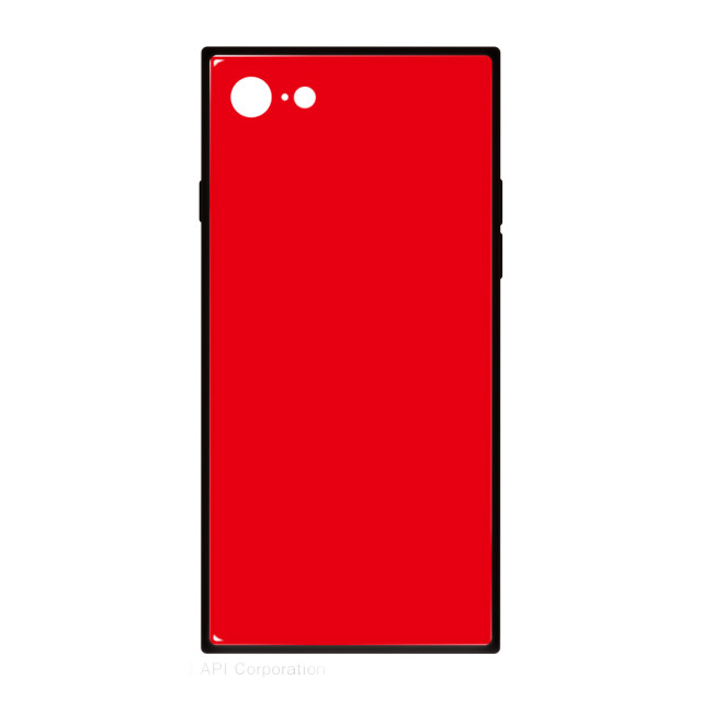 【iPhone8/7 ケース】TILE (RED)サブ画像