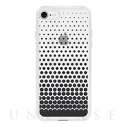 【アウトレット】【iPhone8/7 ケース】MONOCHROME CASE for iPhone8/7 (Gradation Dot Black)
