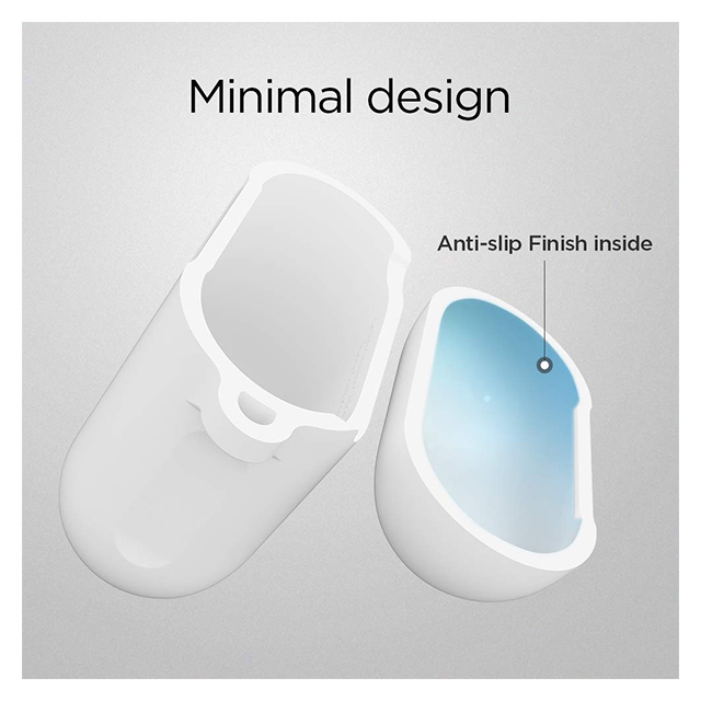 【AirPods ケース】AirPods Case (White)サブ画像
