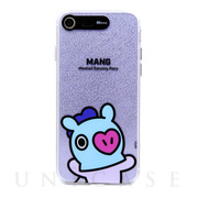 【iPhone8/7 ケース】LIGHT UP BASIC (MANG)