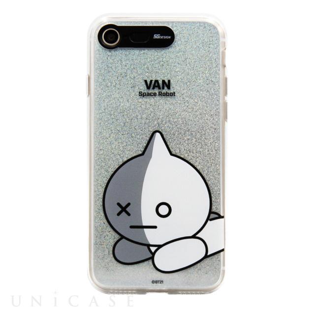 43a249f47d iPhone8/7 ケース】LIGHT UP BASIC (VAN) BT21   iPhoneケースは UNiCASE