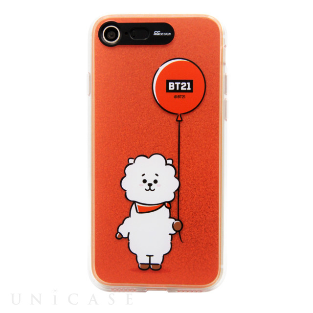 【iPhone8/7 ケース】LIGHT UP HANG OUT (RJ)