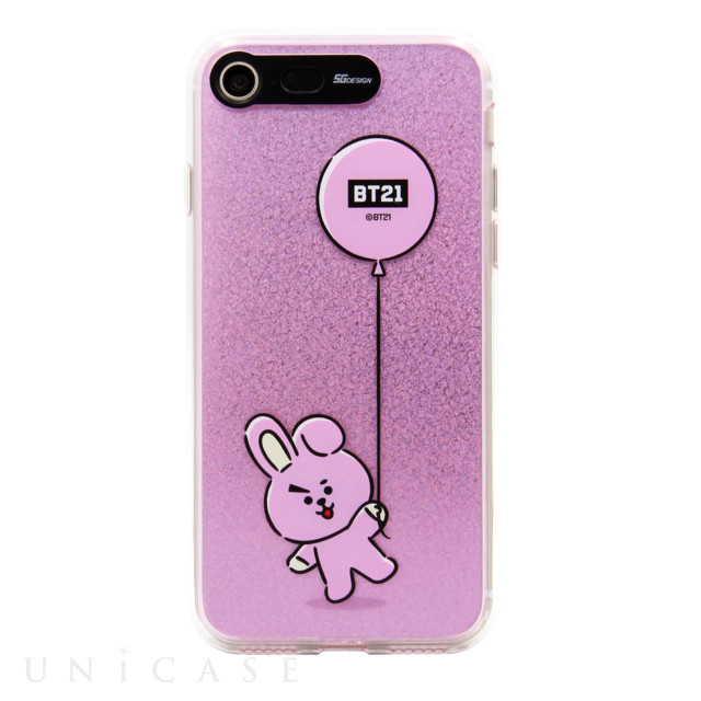 f8fbce2ef5 iPhone8/7 ケース】LIGHT UP HANG OUT (COOKY) BT21   iPhoneケースは ...