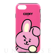 【iPhone8/7 ケース】DUAL GUARD HI (COOKY)