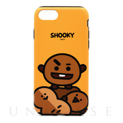 【iPhone8/7 ケース】DUAL GUARD HI (SHOOKY)