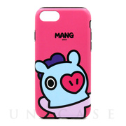 【iPhone8/7 ケース】DUAL GUARD HI (MANG)