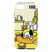 【iPhone8/7 ケース】DUAL GUARD ROOMIES (CHIMMY)