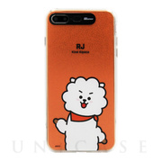 【iPhone8 Plus/7 Plus ケース】LIGHT UP BASIC (RJ)
