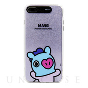 【iPhone8 Plus/7 Plus ケース】LIGHT UP BASIC (MANG)