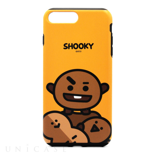 【iPhone8 Plus/7 Plus ケース】DUAL GUARD HI (SHOOKY)
