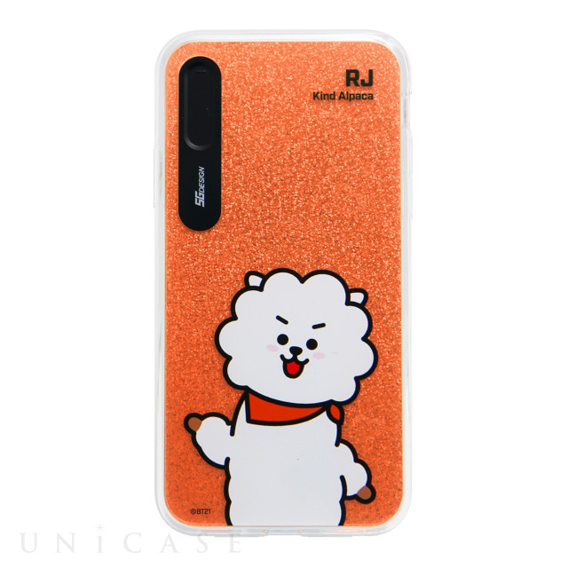 【iPhoneXS/X ケース】LIGHT UP BASIC (RJ)