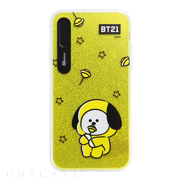 【iPhoneXS/X ケース】LIGHT UP HANG OUT (CHIMMY)