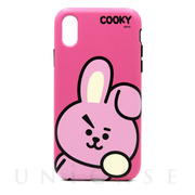 【iPhoneXS/X ケース】DUAL GUARD HI (COOKY)