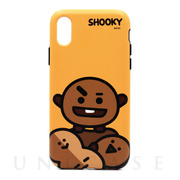 【iPhoneXS/X ケース】DUAL GUARD HI (SHOOKY)