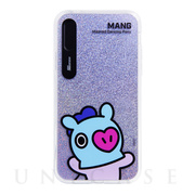 【iPhoneXS Max ケース】LIGHT UP BASIC (MANG)