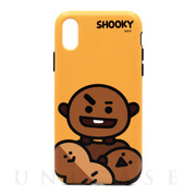 【iPhoneXS Max ケース】DUAL GUARD HI (SHOOKY)