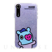 【iPhoneXR ケース】LIGHT UP BASIC (MANG)
