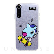 【iPhoneXR ケース】LIGHT UP HANG OUT (MANG)