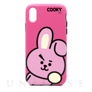【iPhoneXR ケース】DUAL GUARD HI (COOKY)