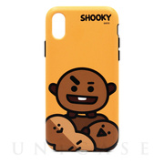 【iPhoneXR ケース】DUAL GUARD HI (SHOOKY)