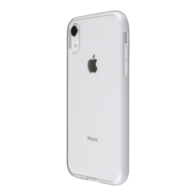 【iPhoneXR ケース】Air jacket Shockproof (White)サブ画像