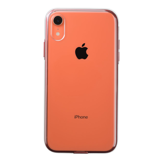 【iPhoneXR ケース】Air jacket Shockproof (Red)サブ画像
