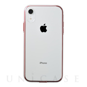 【iPhoneXR ケース】Air jacket Shockproof (Red)