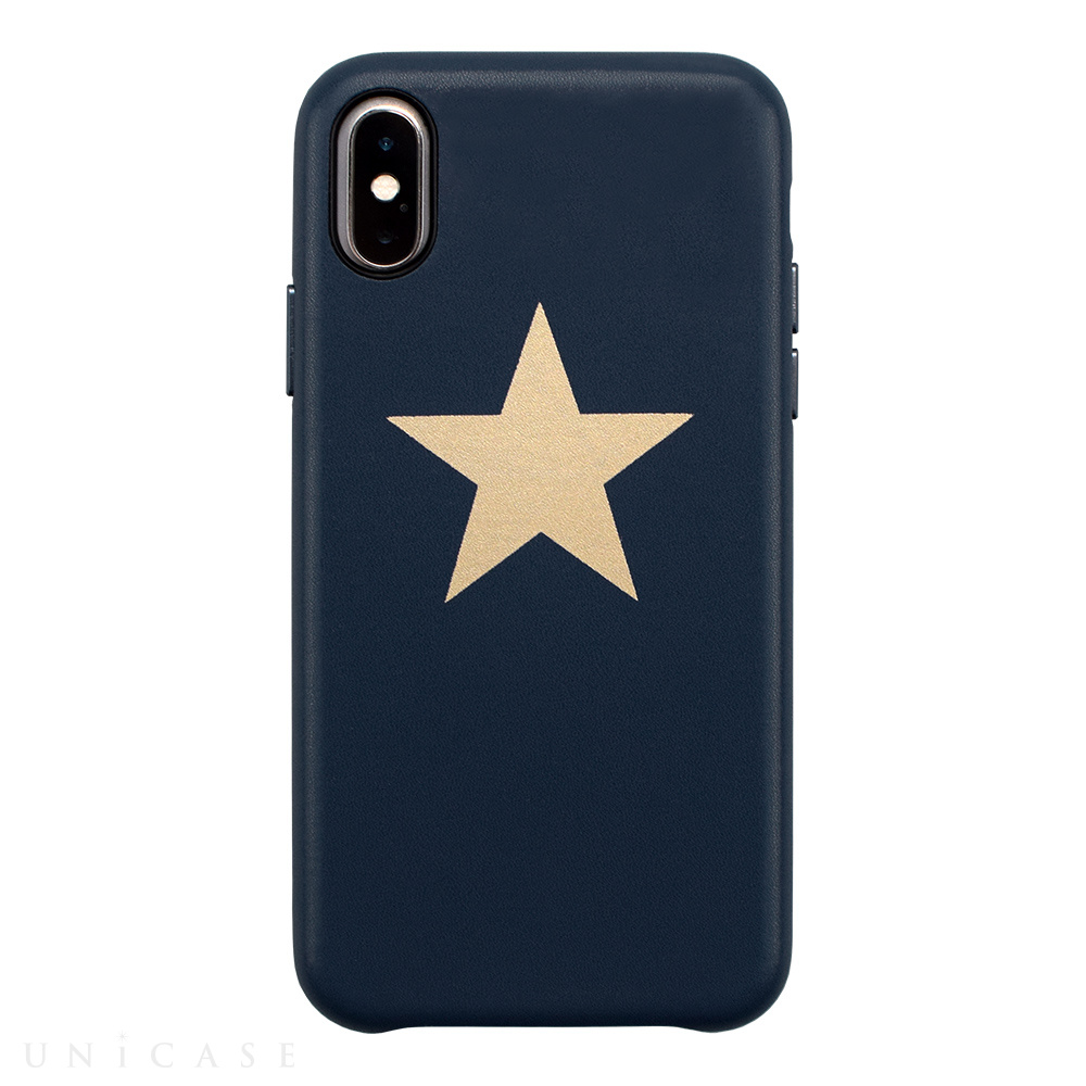 【iPhoneXS/Xケース】OOTD CASE for iPhoneXS/X (the star)