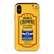 【iPhoneXS/X ケース】RODEO CROWNS カード...