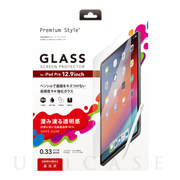 【iPad Pro(12.9inch)(第4/3世代) フィルム】液晶保護ガラス (スーパークリア)
